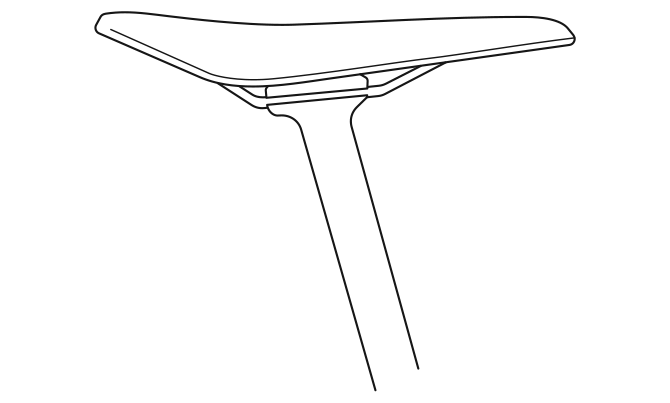 bicycle seat