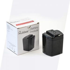 Rubbee battery module